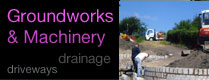 Groundworks & Machinery